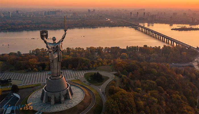 مناطق تاریخی اوکراین